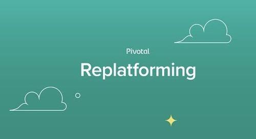What is Replatforming?