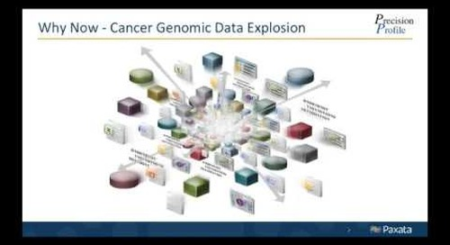 Advancing Cancer Research with Self Service Data Preparation
