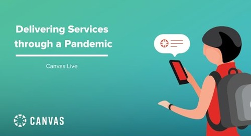 Livestream: Delivering Services through a Pandemic