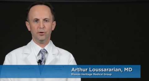 Heart Disease and Angioplasty featuring Arthur Loussararian, MD