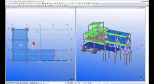 Creating Contract Drawings with Tekla Structures