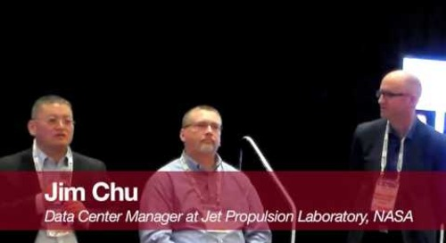 Key Metrics for NASA Jet Propulsion Labs: DCOI & Floor Space