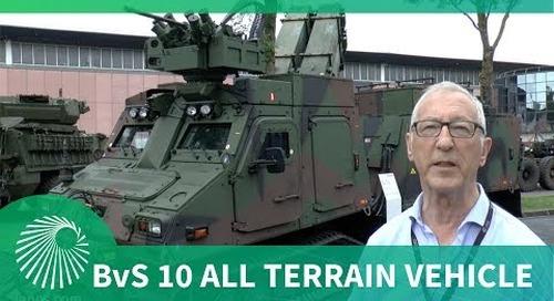 BvS 10 All-Terrain Vehicle