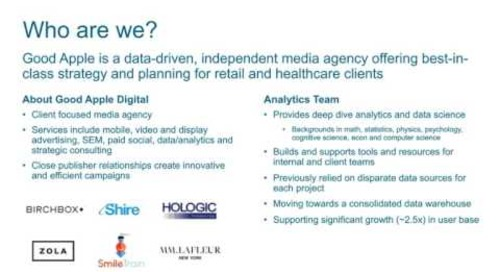 Cloud Analytics: The solution for managing complex data in a digital media world
