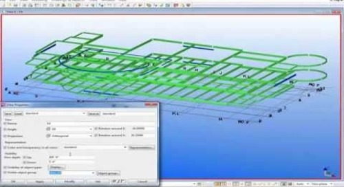 Tekla Structures Project Viewer