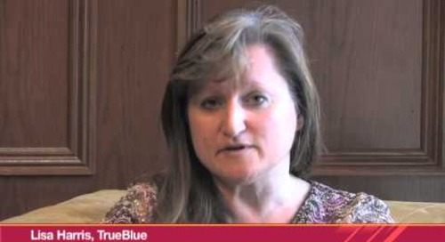 The Value of Partnership - TrueBlue