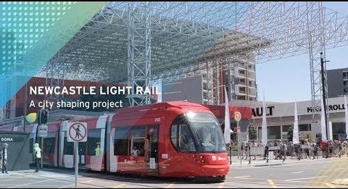 Newcastle Light Rail, Australia