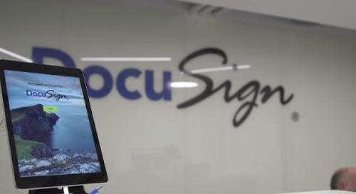 We Are DocuSign. Meet our Dublin Team.