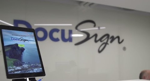 We Are DocuSign. Meet our Dublin Team.