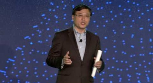Lenovo Transform: Yuanqing Yang