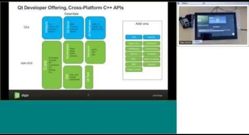 Speeding Up Embedded Development with Qt