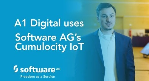 A1 Digital uses Software AG´s Cumulocity IoT