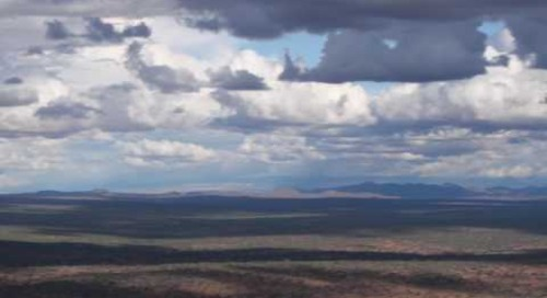 Laikipia, the view