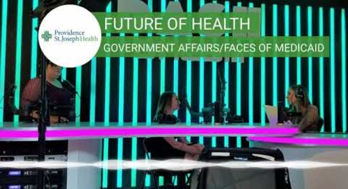 Future of Health, episode 1: Faces of Medicaid