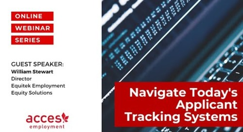 How to Properly Navigate Today's Applicant Tracking Systems