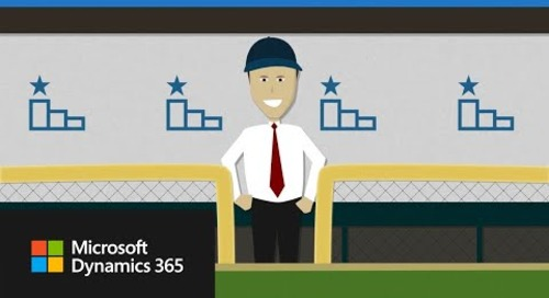 Reduce service costs while improving service scores with Microsoft Dynamics 365 - Gamification