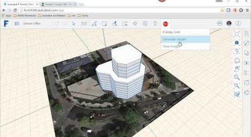 Overview of Autodesk Insight 360