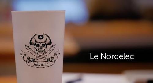 Hackathon #3 au Nordelec