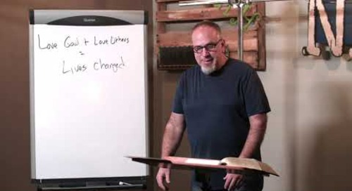 Disciple Me Session 3: The Love Equation