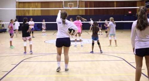 Trinity Athletics: The Volleyball Program