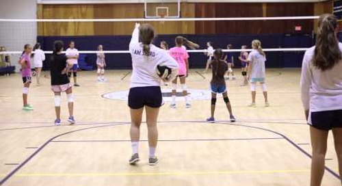 Trinity Athletics: The Volleyball Program