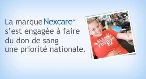 2016 Programme Nexcare(MC) GIVE