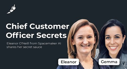 Why CS is a goldmine for different staged companies with Eleanor O'Neill from Spacemaker AI