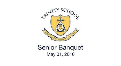 Trinity School Senior Banquet 2018