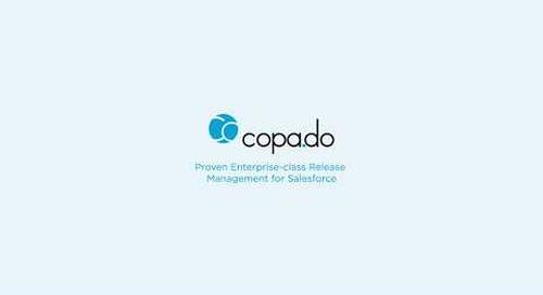 Copado Solutions Demo Jam winner DF17