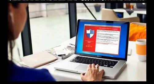 Cisco Umbrella - Ransomware Webinar 2018