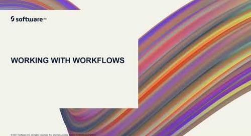 Working with Workflows | webMethods.io Integration Tutorials
