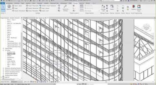 Data Exchange between Autodesk Civil 3D and Revit