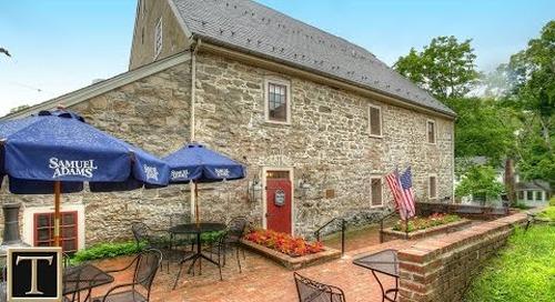 The Inn at Millrace Pond, Hope NJ - Real Estate Homes for Sale