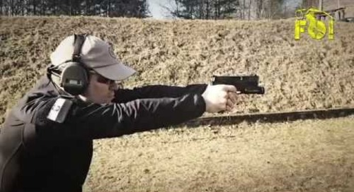 Frag Out! Heckler & Koch HK SFP9 Pistol Test Drive USP VP9