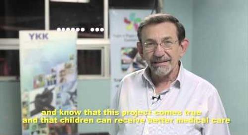 2015 10 02 YKK Honduras rennovates Hospital Mario Catarino Rivas