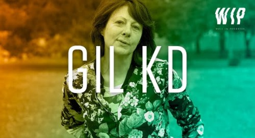 Interview GilKD - Street Artiste - Tours - ENG