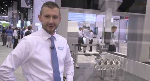ZEISS quality control inspection solutions at IMTS 2018