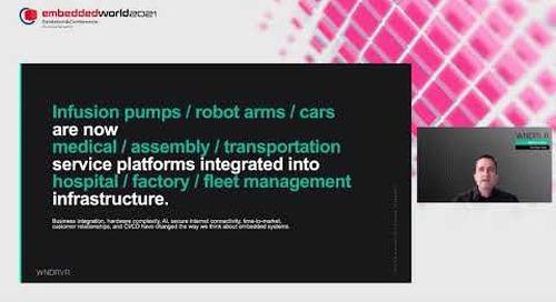 Embedded Systems Go Mainstream (Embedded World 2021)