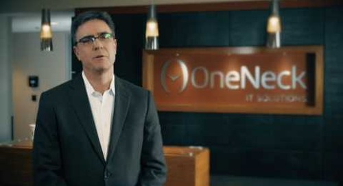 OneNeck IT Solutions | The Value of OneNeck from Terry Swanson, CEO