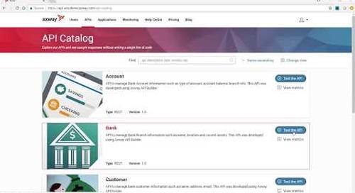 Promote APIs – API Portal Try