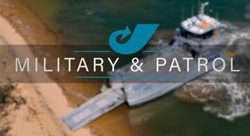 HamiltonJet - Military and Patrol