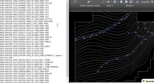 Civil 3D: Linecoding Part 2