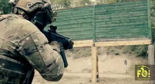 Frag Out! FB Radom MSBS Assault Rifle in Action 2015