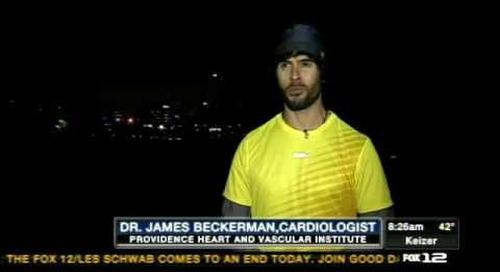 KPTV: Heart to Start with Dr. Beckerman (12/17/12)