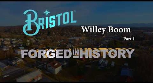 Forged In History - Willey Boom