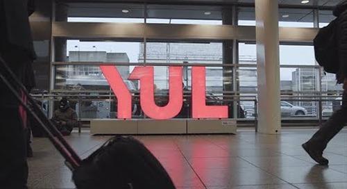 Élaboration d'une stratégie de sécurité à long terme à l'aéroport international Montréal-Trudeau