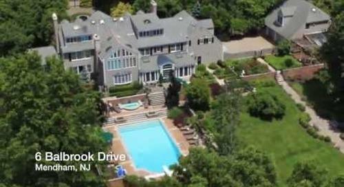 Video of 6 Balbrook Drive, Mendham NJ - Real Estate Homes for Sale
