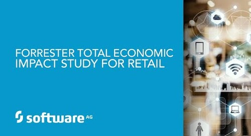 Forrester Total Economic Impact Study for Retail