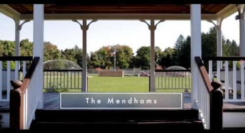 The Mendhams, NJ Community Video