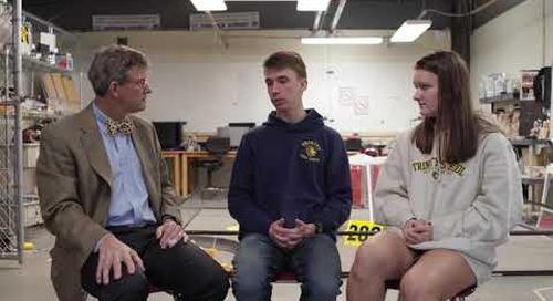 Parent News Season 2, Episode 8, Extended Interview • Happy Little Robots
